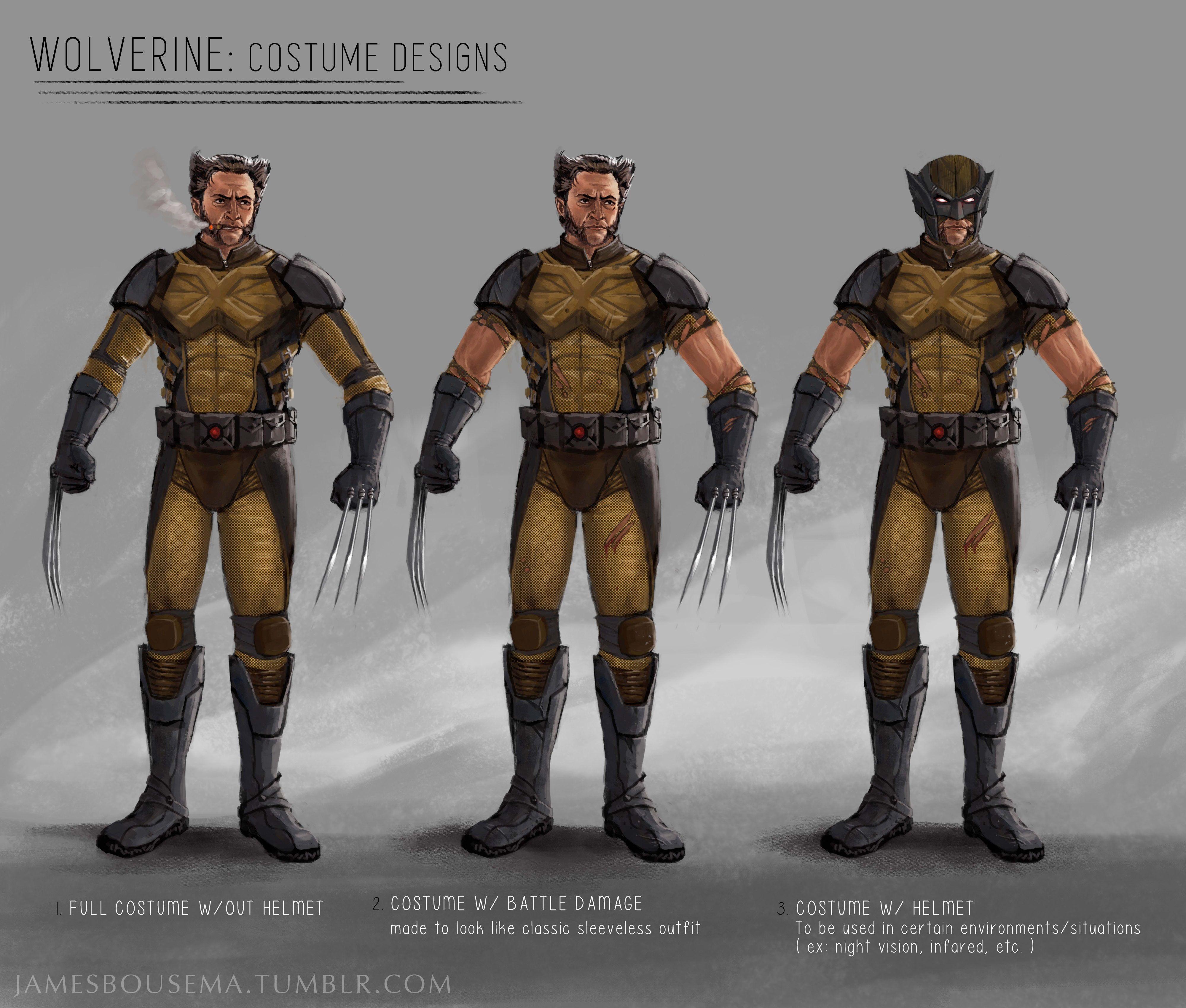 Page Not Found Wolverine Costume Wolverine Art Superhero Design