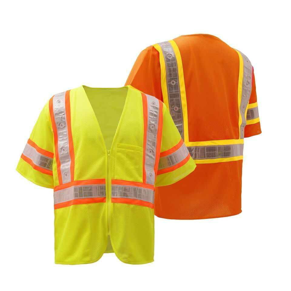 Class 23 led safety vest american reflective call us 781