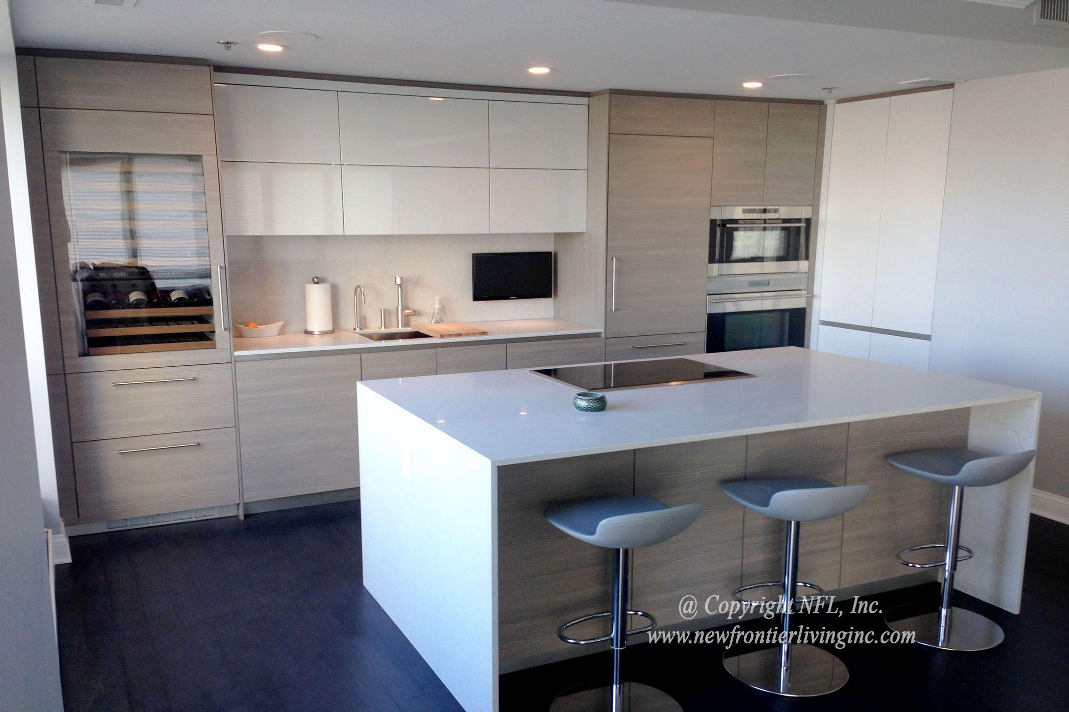 Snaidero kitchen cabinetry - 57 E. Delware, Chicago, IL - 2014 ...