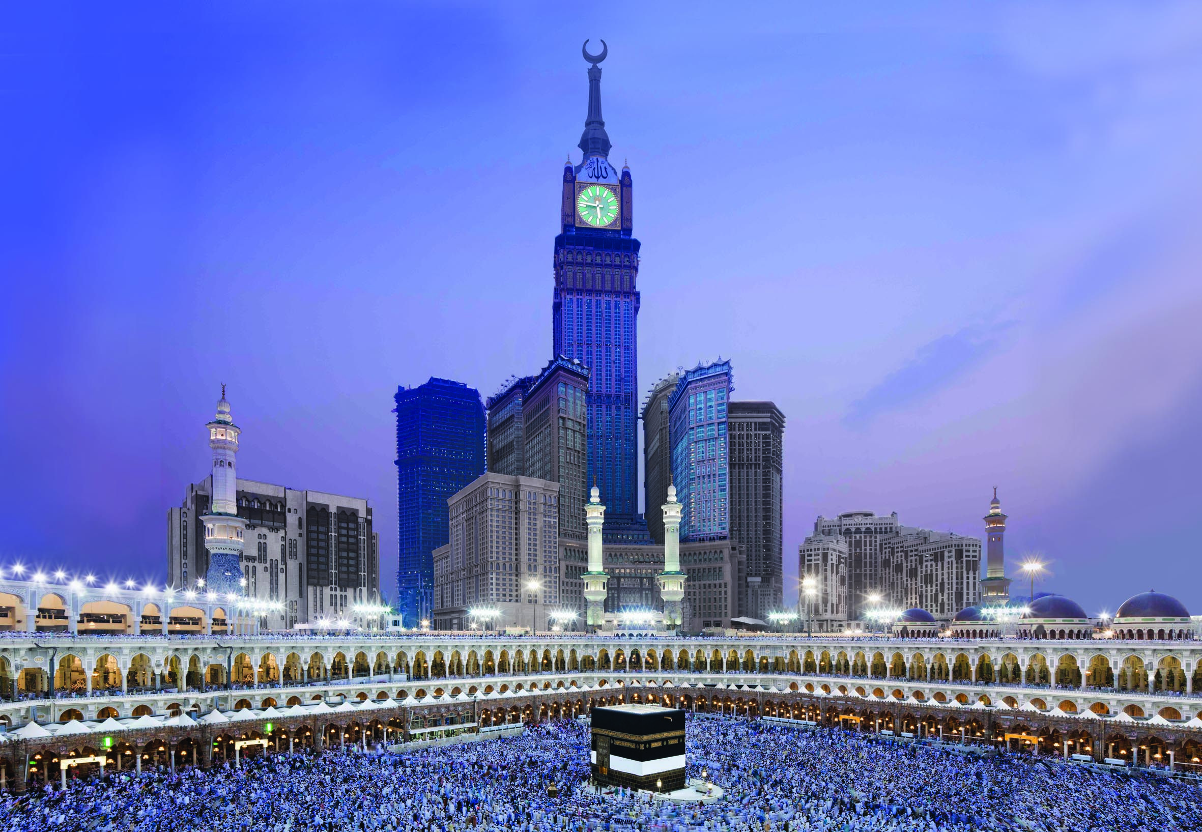 The Most Majestic Place In The World Makkah