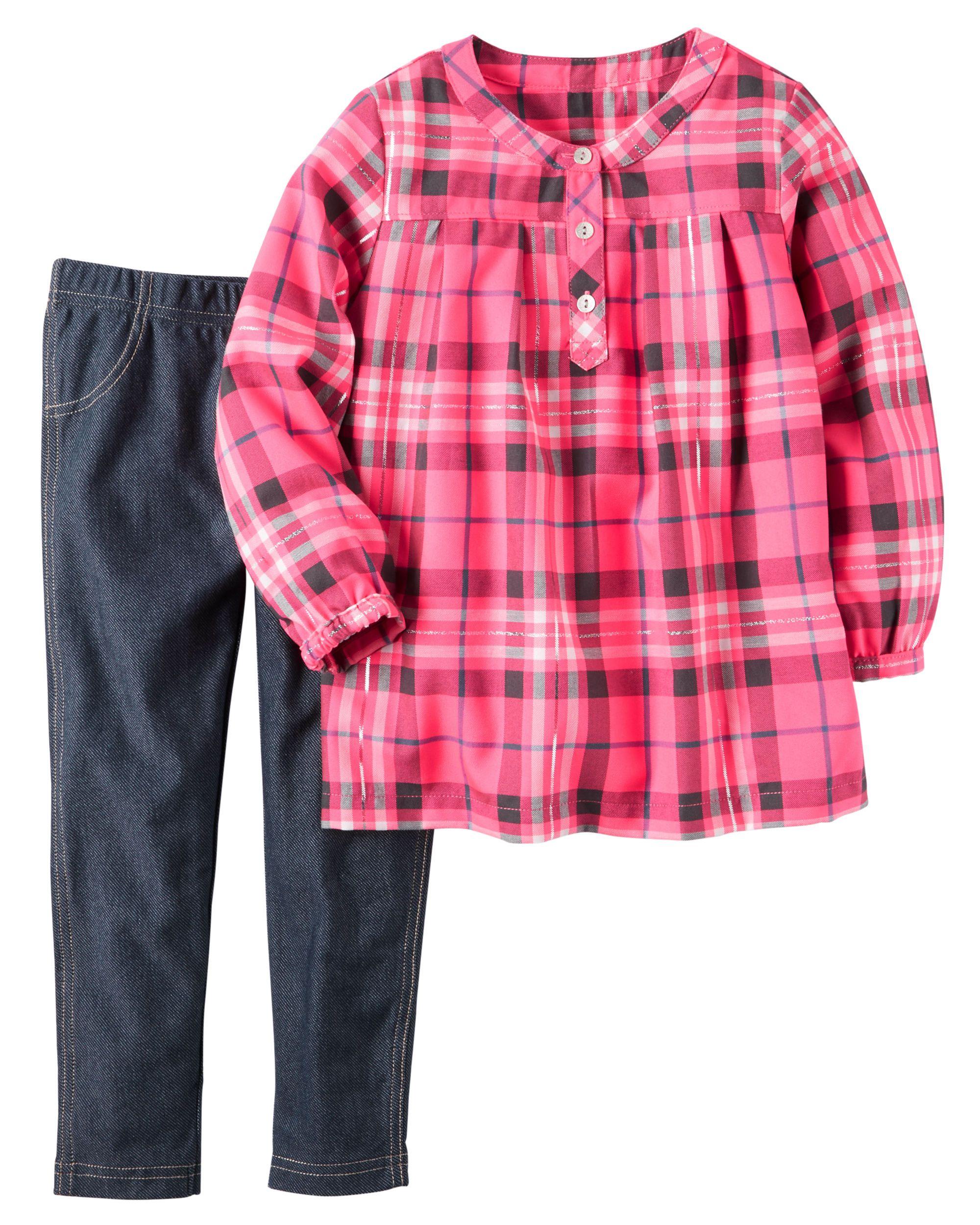 UK Toddler Kid Baby Boy Clothes T-Shirt Top Long Leggings 2PC Cotton Outfits Set