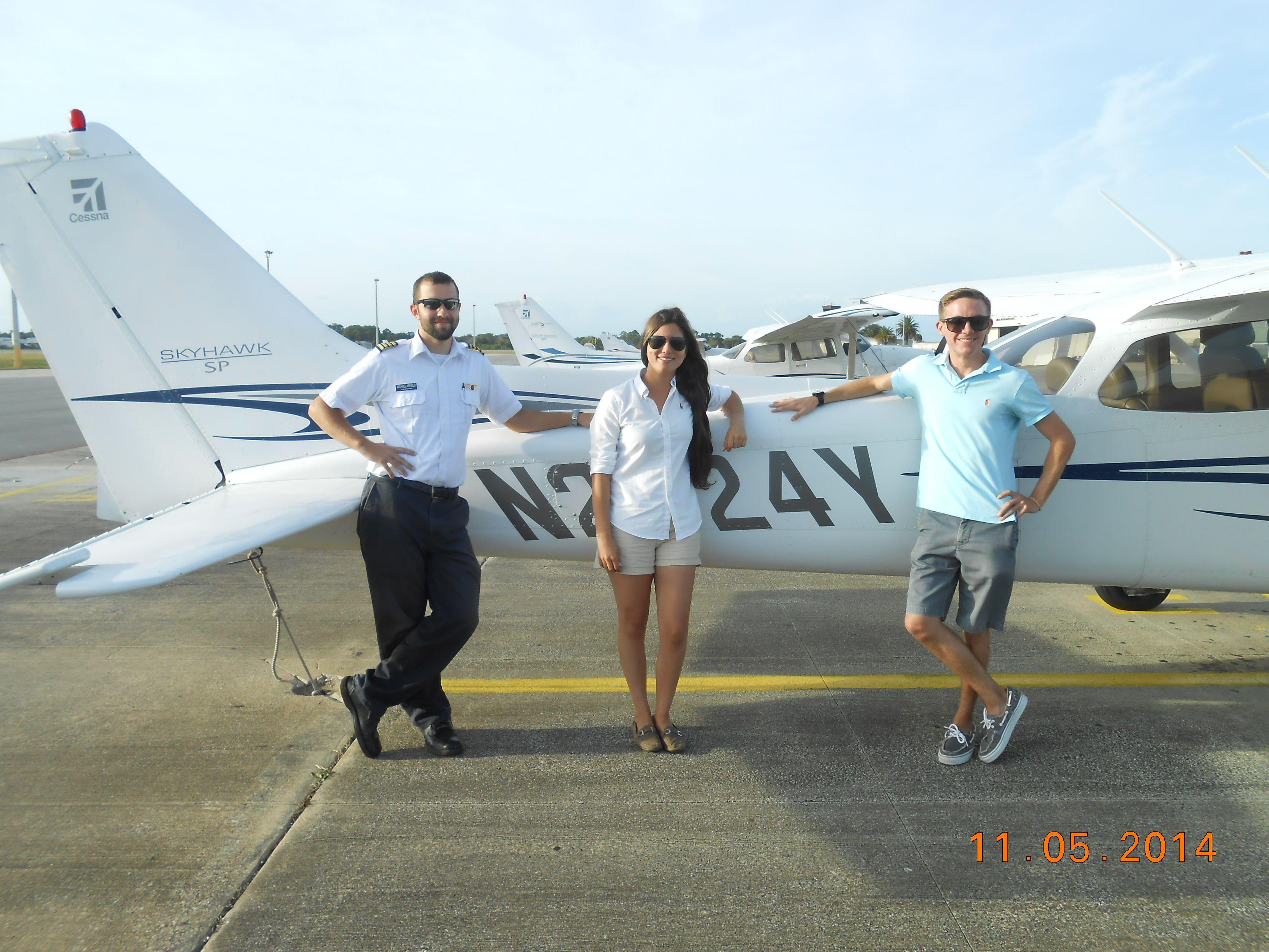 Commercial Pilot License School Graduate Melissa Gonzalez