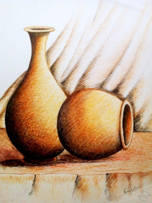 40 Oil Pastel Paintings For Beginners A Pastell Malerei