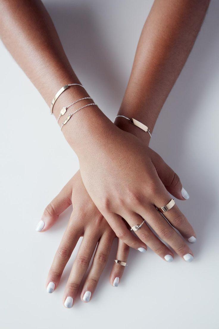 Upper metal class metals minimal and jewel