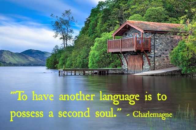 Quote about learning a foreign language. #quote #foreignlanguage ...