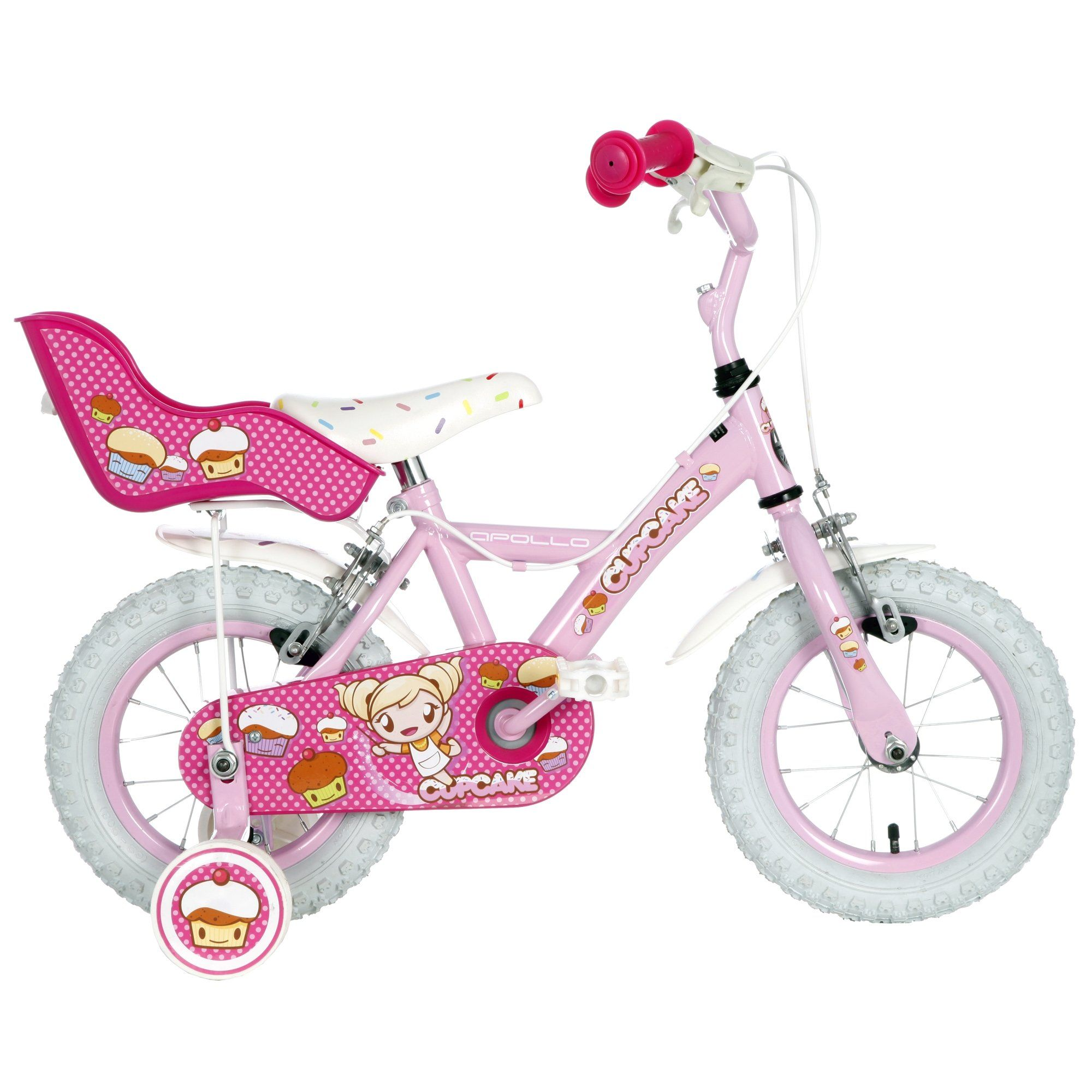 3c602bc9645 Halfords | Apollo Cupcake Girls Bike - 12
