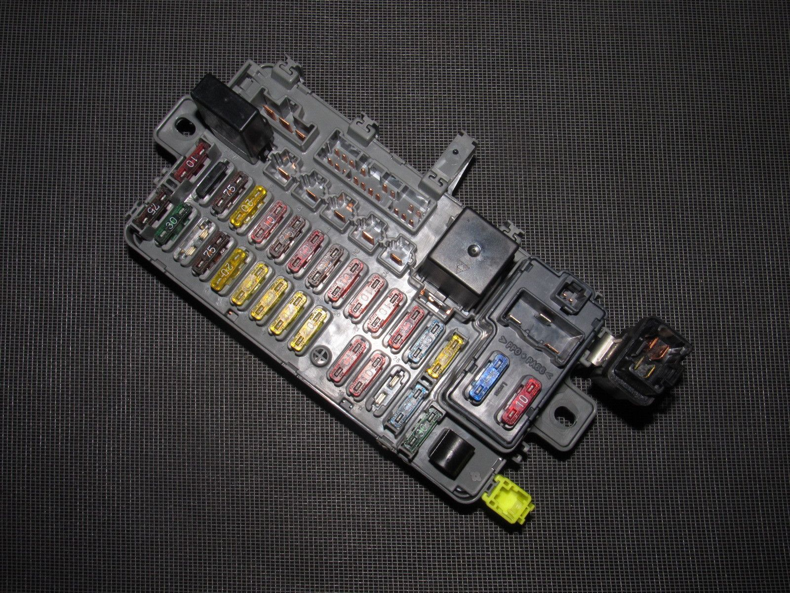 9ac36f23f7882141ac2f5f3a0327b9d2 96 01 acura integra oem interior fuse box b18b1 products integra fuse box diagram at gsmportal.co