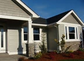 Image Result For Shingle And Stucco Siding Exterior Paint Colors For House James Hardie Siding Colors Hardie Siding