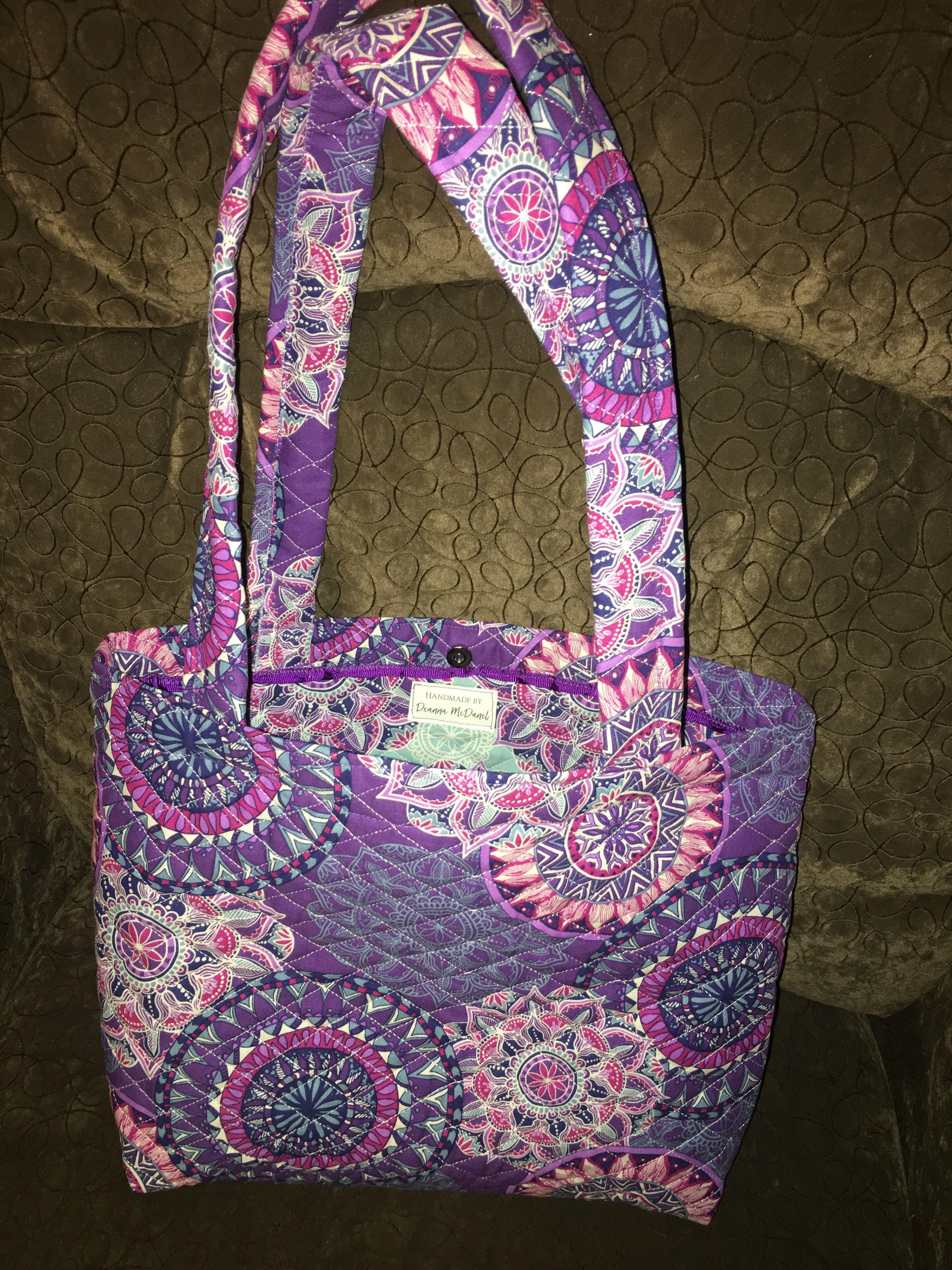 862e46ad0a Vera Bradley inspired purse  pursessimilartoverabradley