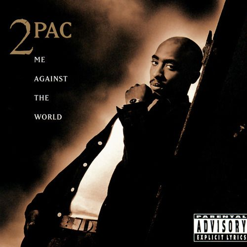 2Pac - Me Against the World | Back In The Day | Rap albums ...