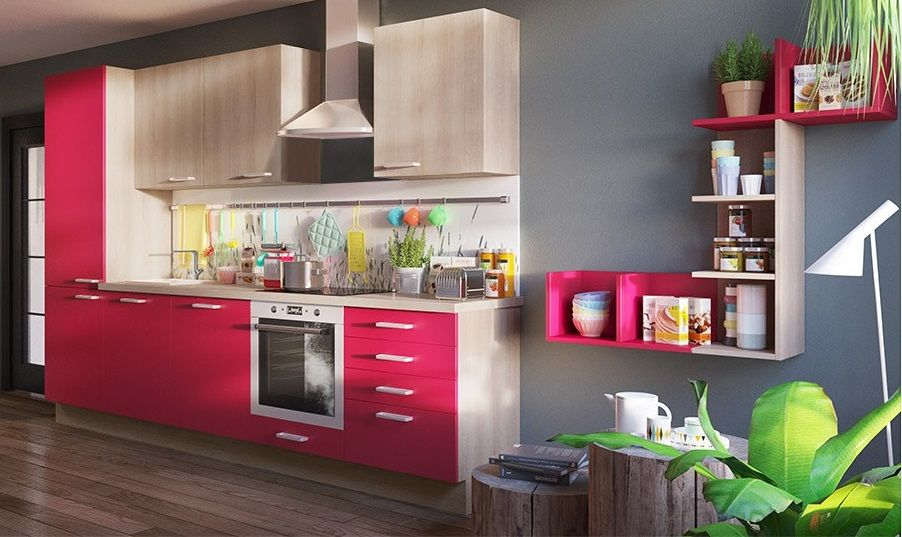 Ixina Small Kitchen Kitchen Doors Kitchen