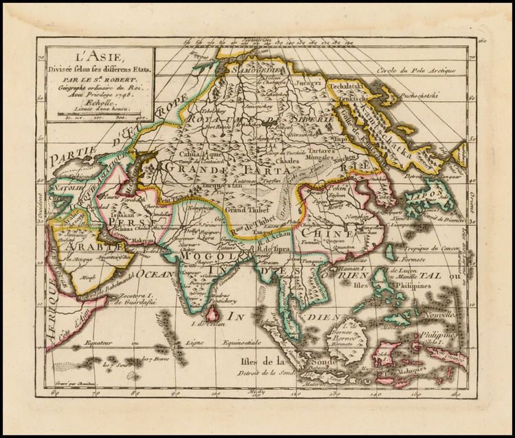 Lasie divisee seon ses differens etats 1748 barry explore antique maps asia and more lasie divisee seon ses differens etats 1748 barry lawrence ruderman sciox Gallery