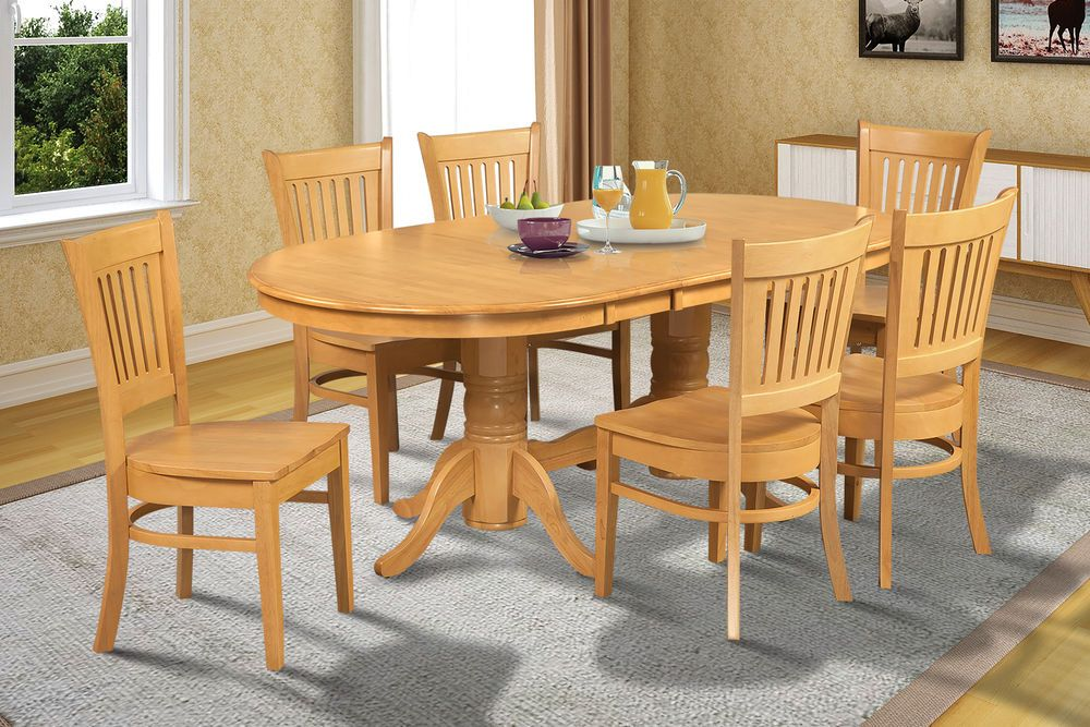 37+ Solid wood dining room table and chairs Top