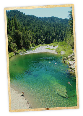 Rocky Rest Campground Swimming Hole Weekend Sherpa Consider Making Your Trip An Overnighter