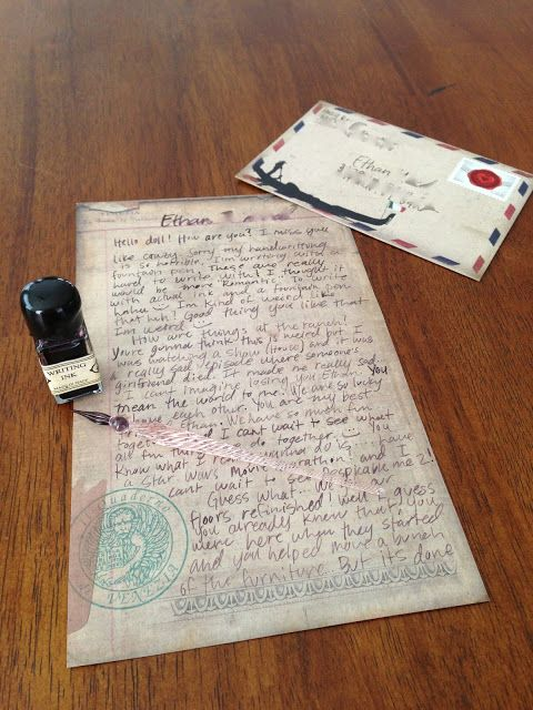 Snail Mail Love Diy Stationery Snail Mail Pen Pals Diy Letters