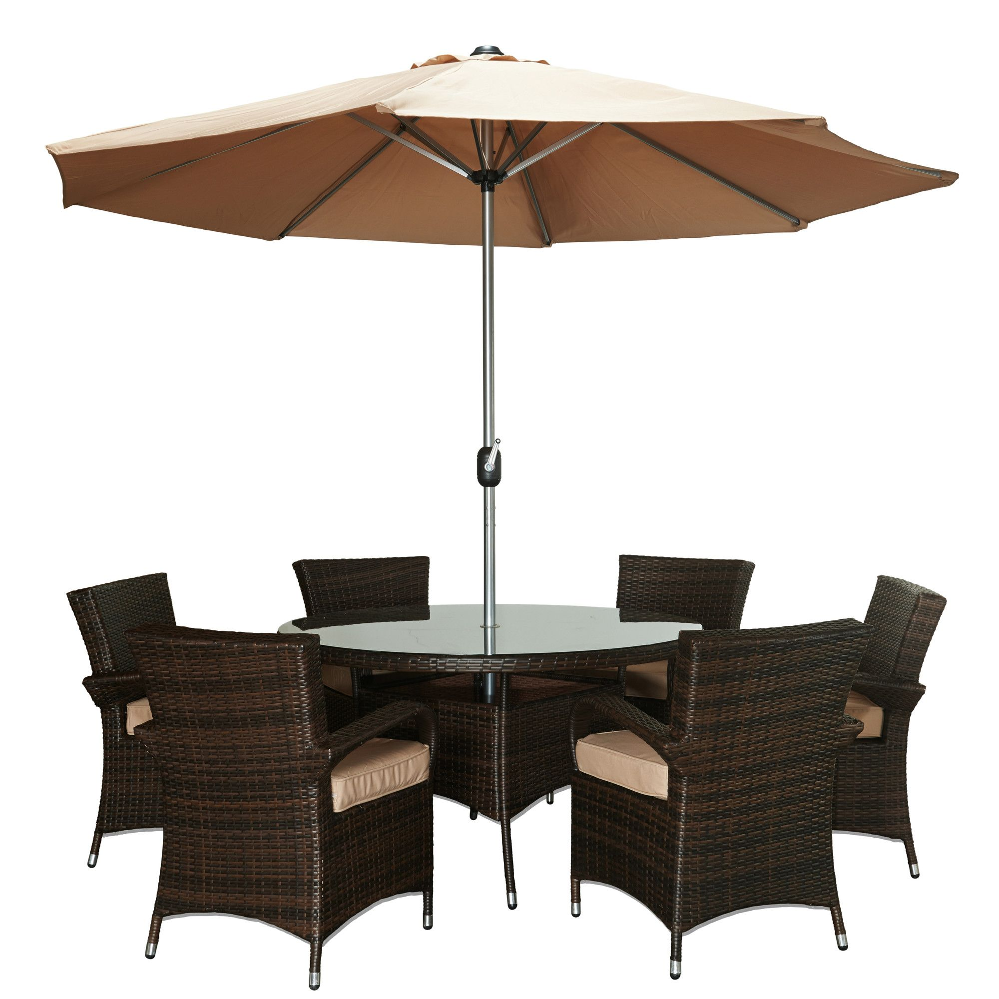 Amazing The Hom Vivien 8 Piece Patio Set U0026 Reviews | Wayfair