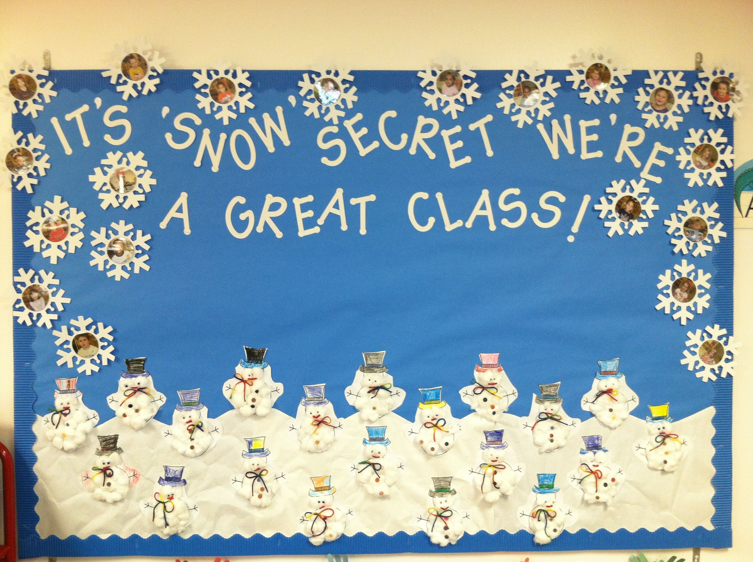 Winter bulletin board | Teaching tips | Pinterest | Winter ...  Winter bulletin...