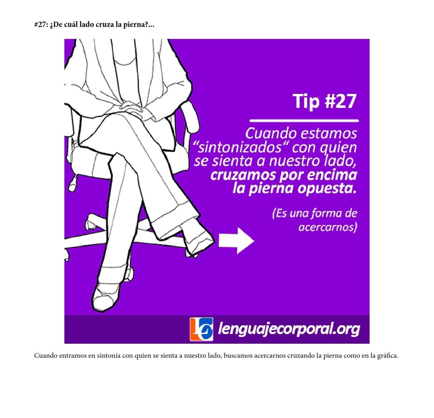 Megapost 50 Tips Del Lenguaje Corporal Imagenes En Taringa Work Quotes Body Language Psychology Facts