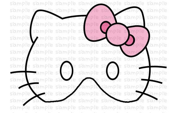 This listing is for (2) styles of printable masks in (2) PDF file
