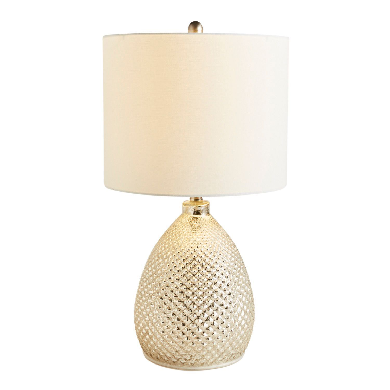 Picking Out The Best Lamp For Your Home Can Be Challenging As There Is Such A Huge Selection Of Lamps Available Lamp Mercury Glass Table Lamp Table Top Lamps
