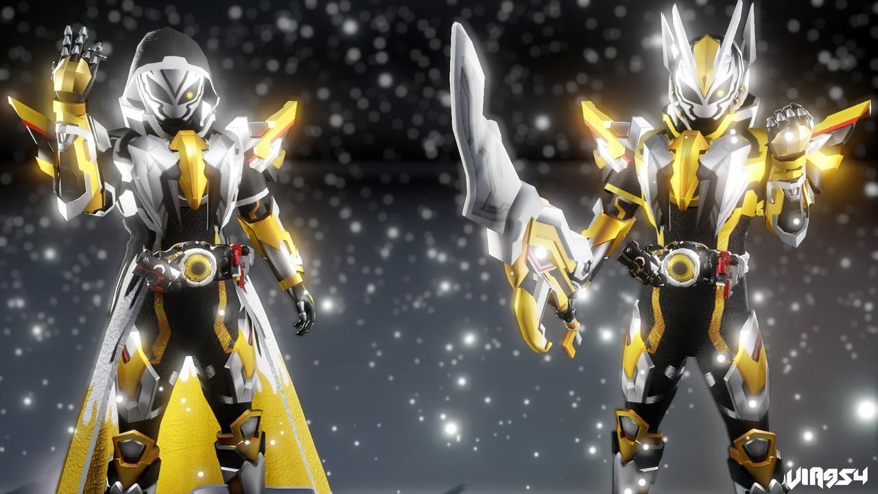 Kamen rider calamity final form by viaditor954 on