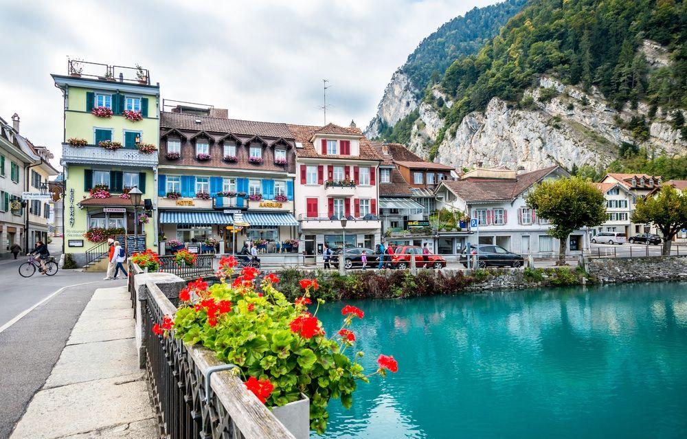 Pin on Switzerland