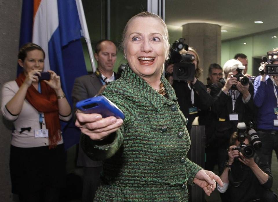 BREAKING: State Dept. Admits Clinton Emails Contained 'Top Secret' Information   MRCTV