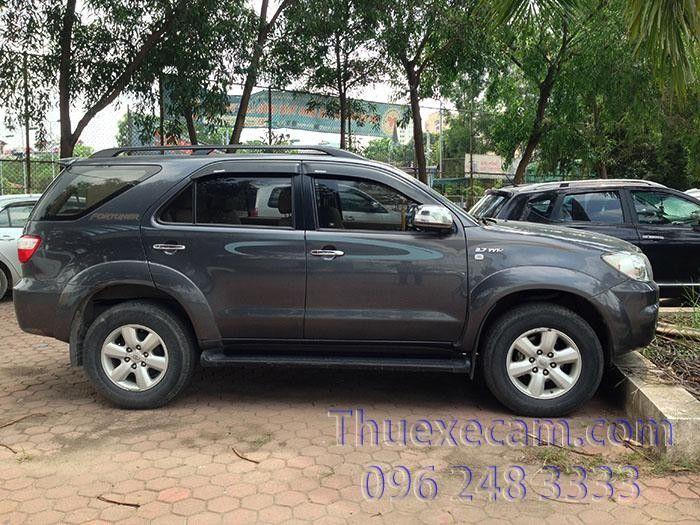 Cho thuê xe 7 chỗ UY TÍN GIÁ RẺ tại Hà Nội - Nhà xe CAM