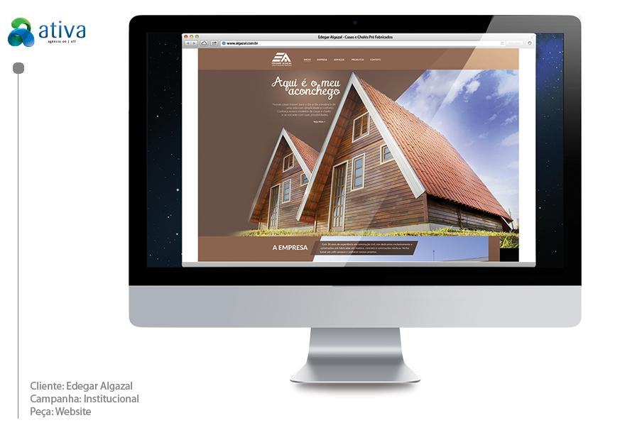 Website Edegar Algazal.