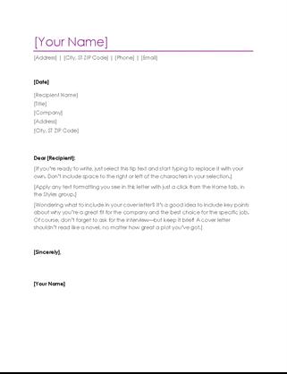 How To Start A Resume Letter Resume Cover Letter Violet  Words  Pinterest  Sample Resume And .