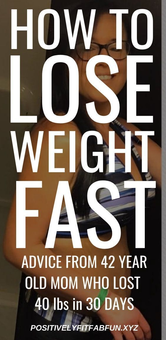 Advice from 42 year old mom who lost 40 lbs in 30 days without working out | healthy weight loss for...