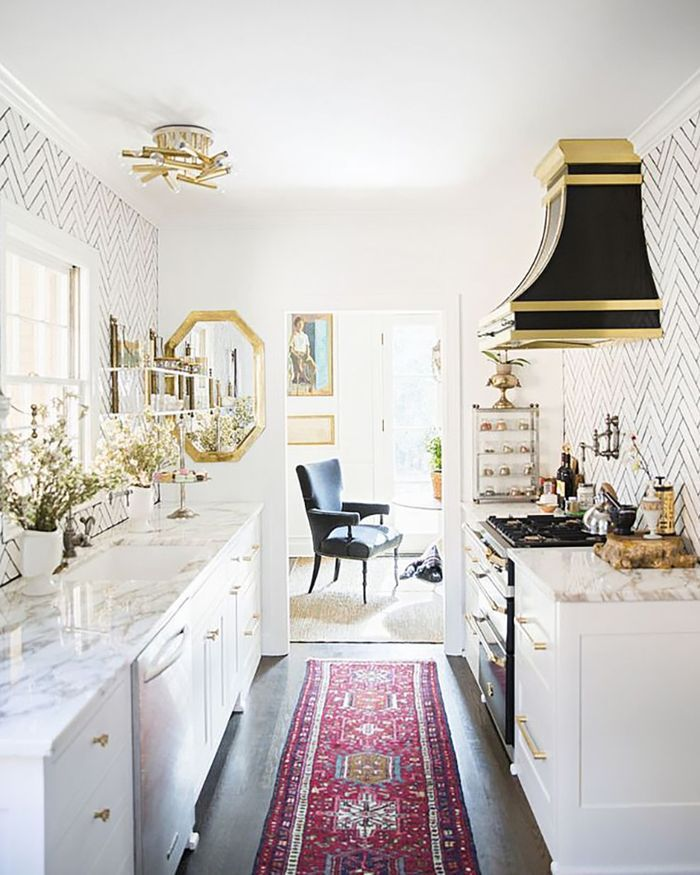 25 Absolutely Beautiful Small Kitchens That Prove Size