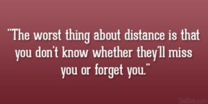 Sad Long Distance Relationship Quotes Long Distance Relationships