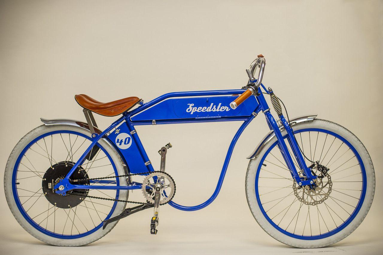 Custom Electric Indian Canyon Flyer Cargo Bike King