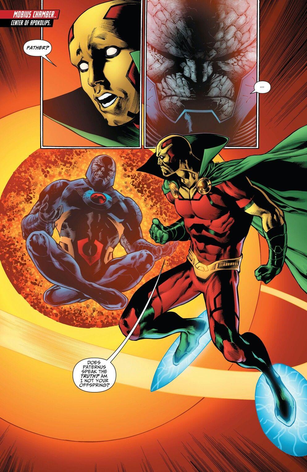 New Gods D… | New Gods of Apokolips Darkseid,God of Evil
