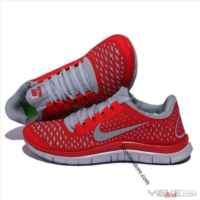 acff758ccf9 Nike Free 2013 3.0 V4 Gym Red Sail Reflect Silver 511457 009  Nike Free Run  3 Volt 1106  -  54.99   Nike Free Run 3 Sale For Cheap