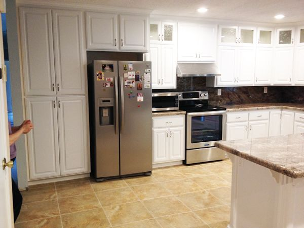 Kitchen Cabinets Soffit Ideas Adorable Replace Soffit With Glass Cabinets Google Search 6111 4