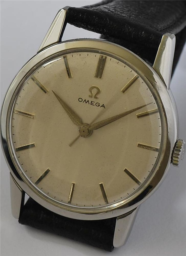 087ae605c0c CLASSIC GENTS OMEGA WATCH