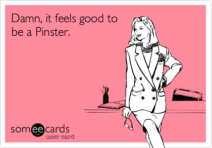 Pinster.