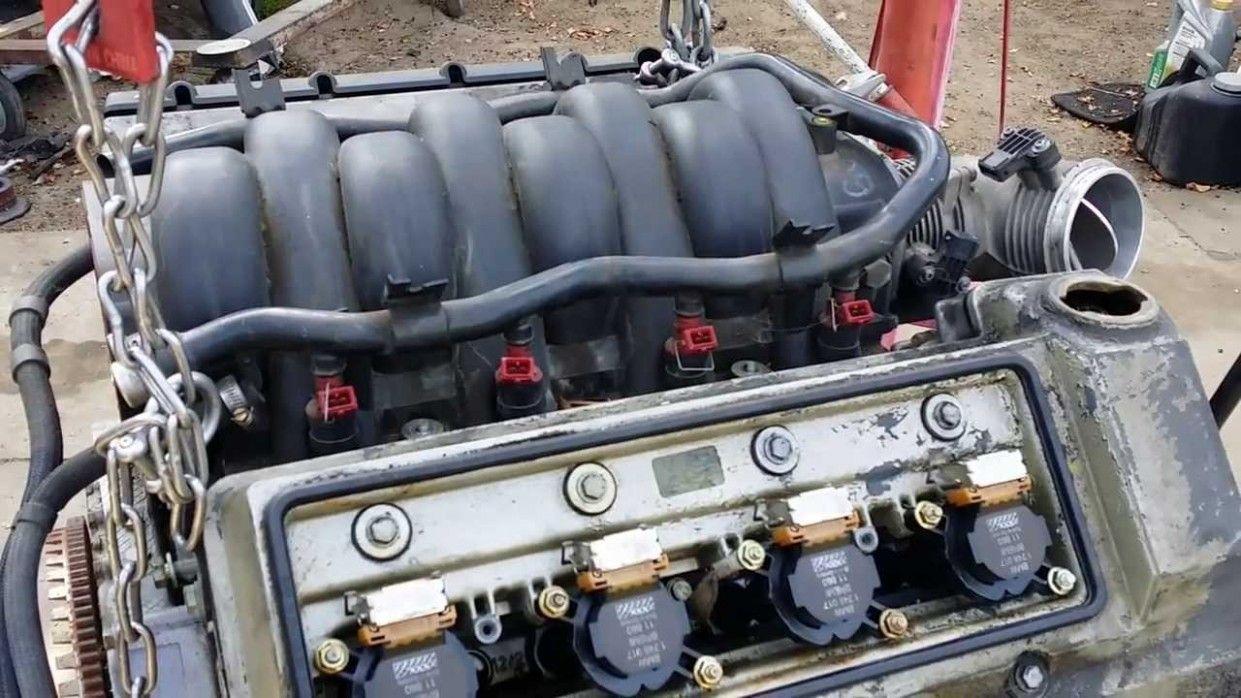Bmw 5 5 V5 Engine Diagram