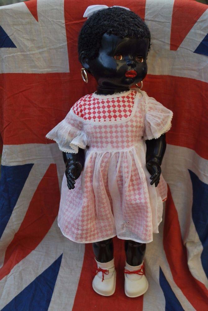 Original And Vintage Pedigree 1950 039 S Black Doll Mandy Lou Vg Vintage Condition Ebay Black Doll Dolls Vintage