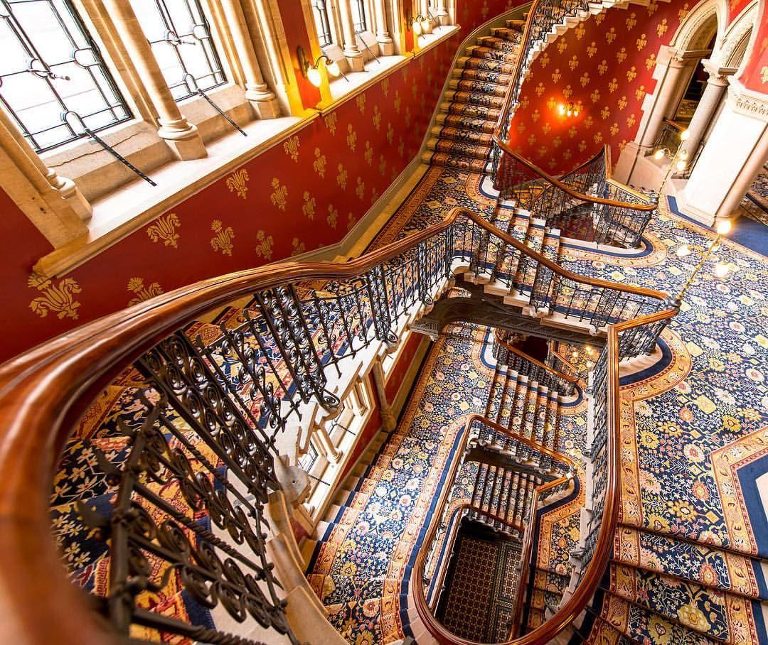 St Pancras Renaissance Hotel London By Jeff Casey Jeffrcasey