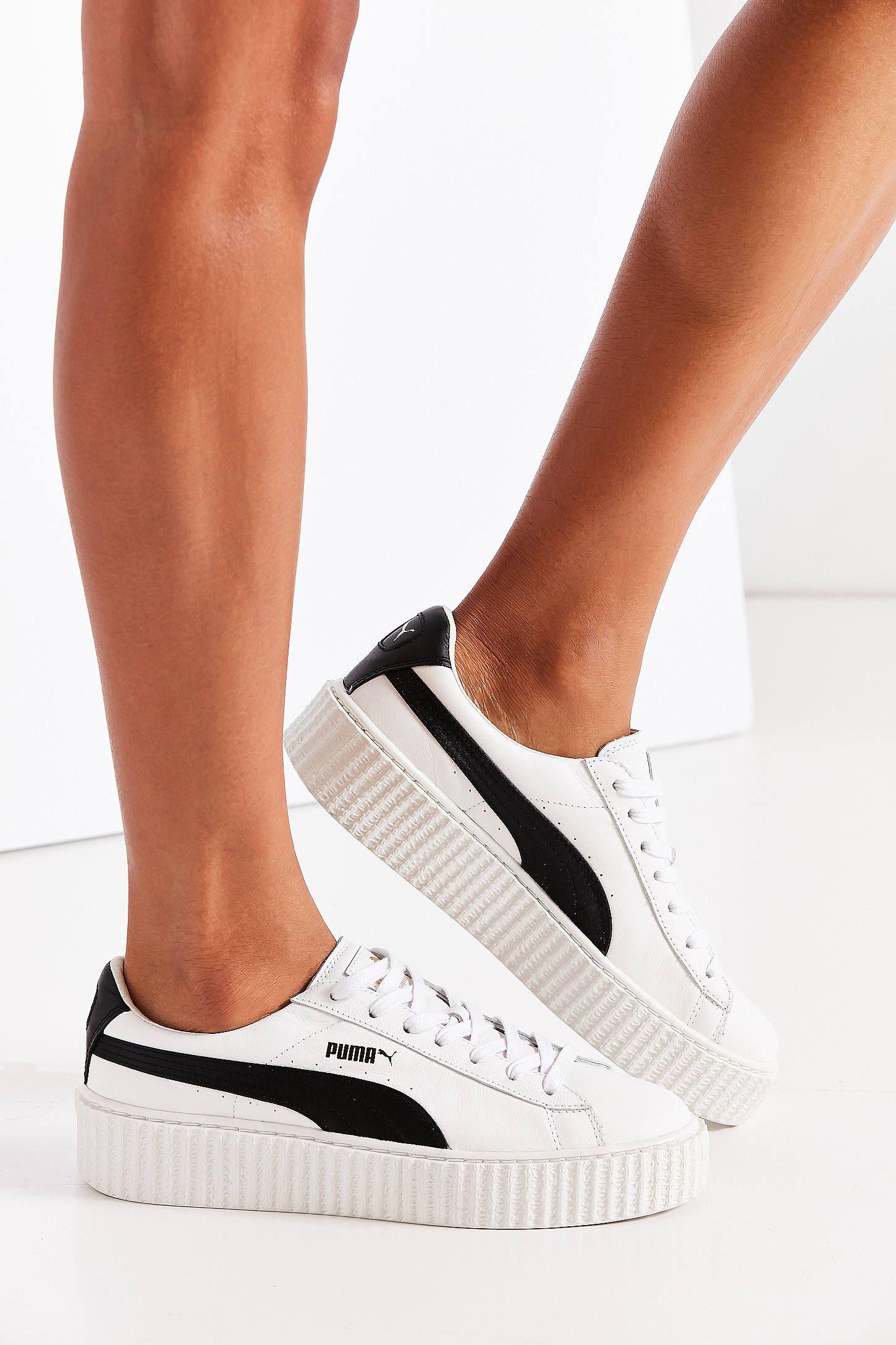f6a086cc2 Puma Fenty by Rihanna Cracked Creeper Sneaker | shoes | Creeper ...