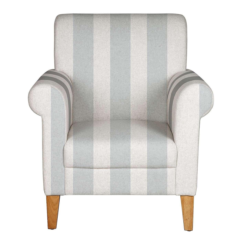 Best Valencia Grey Stripe Armchair Dunelm Armchair 400 x 300