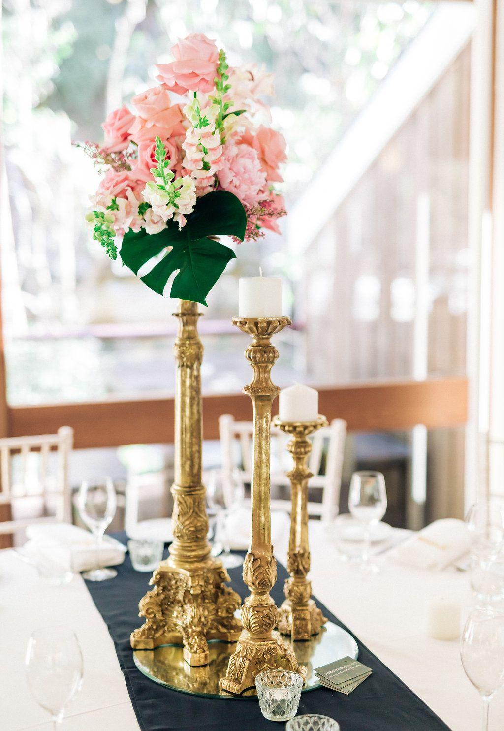 Pilu Wedding Northern Beaches Table Centrepieceg Wedding