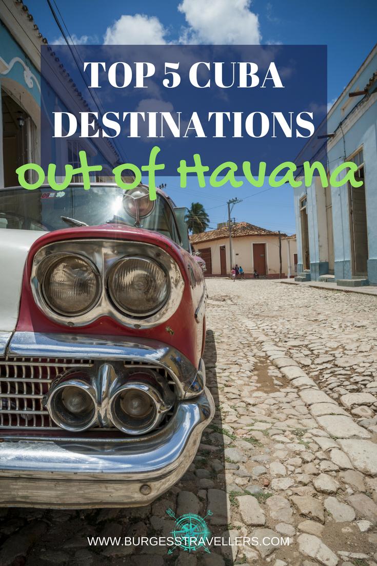 5 Destinations in Cuba That Aren't Havana | Burgess Travel Co.