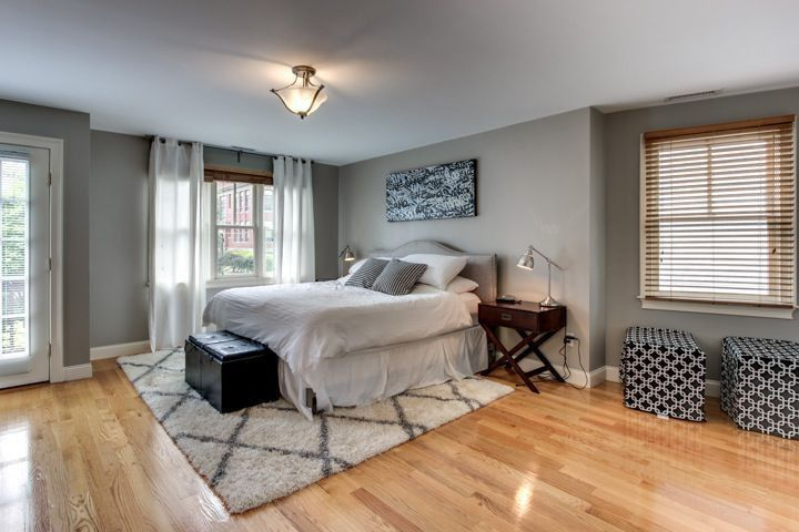 Perfect Image Result For Edgecomb Gray With Red Oak Floors