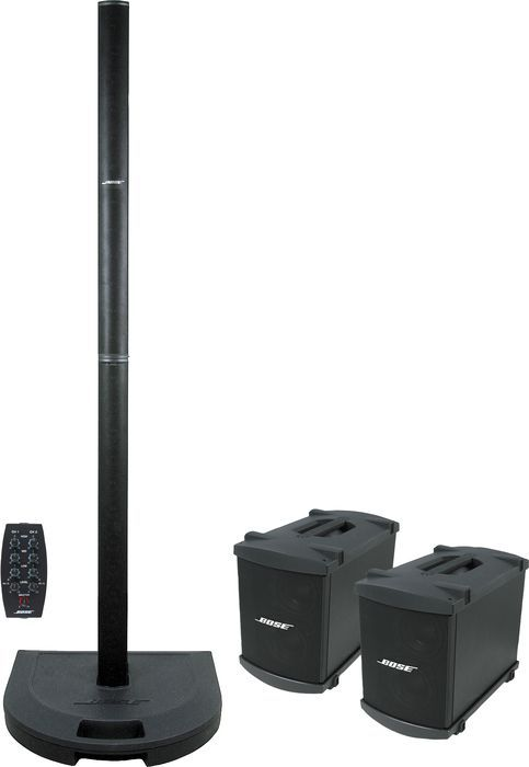 (Limited Supply) Click Image Above: Bose L1 Model 1 Single System/dual Bass Package