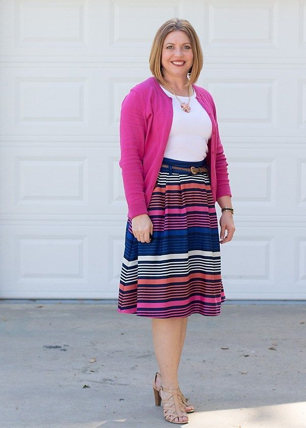 Fashion A to Z: An Authentic and Exclusive Analysis/ A line skirts #skirtoutfit #outfitideas
