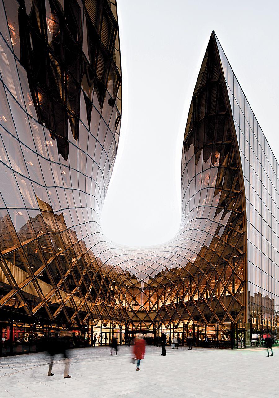 Emporia Shopping Center | Herzog & de Meuron | Malmo, Sweden